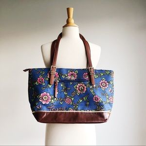 SAKROOTS | True Love Floral Tote